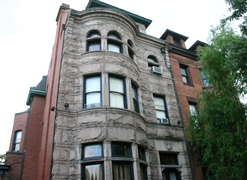 Reservoir Hill: A Victorian Mansion on Eutaw Place in Baltimore